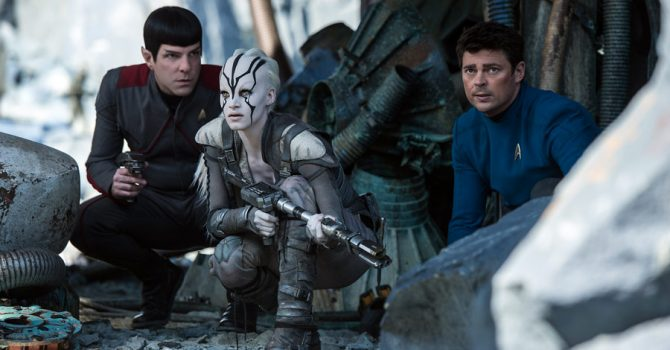 """W służbie multi-kulti. Do kin wchodzi """"Star Trek: W nieznane"""""""