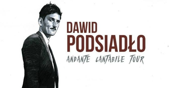 Dawid Podsiadło ogłasza jesienną trasę koncertową… po włosku