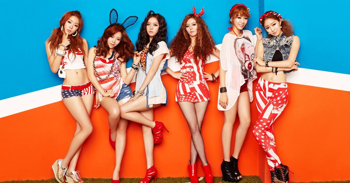 5 najlepszych k-popowych numerów z tego roku
