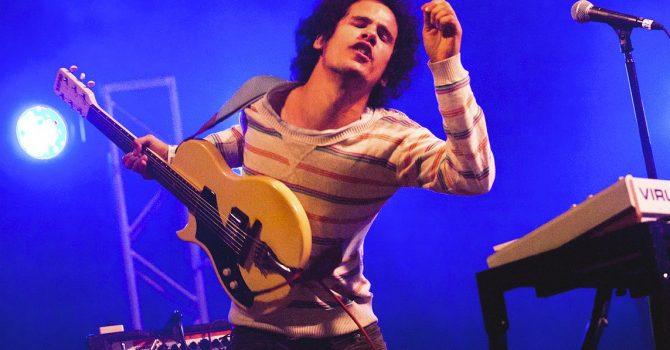Gitarzysta Mars Volta wyda w tym roku… 12 solowych płyt
