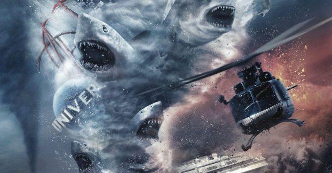Jeszcze jedno Sharknado jutro zniszczy świat