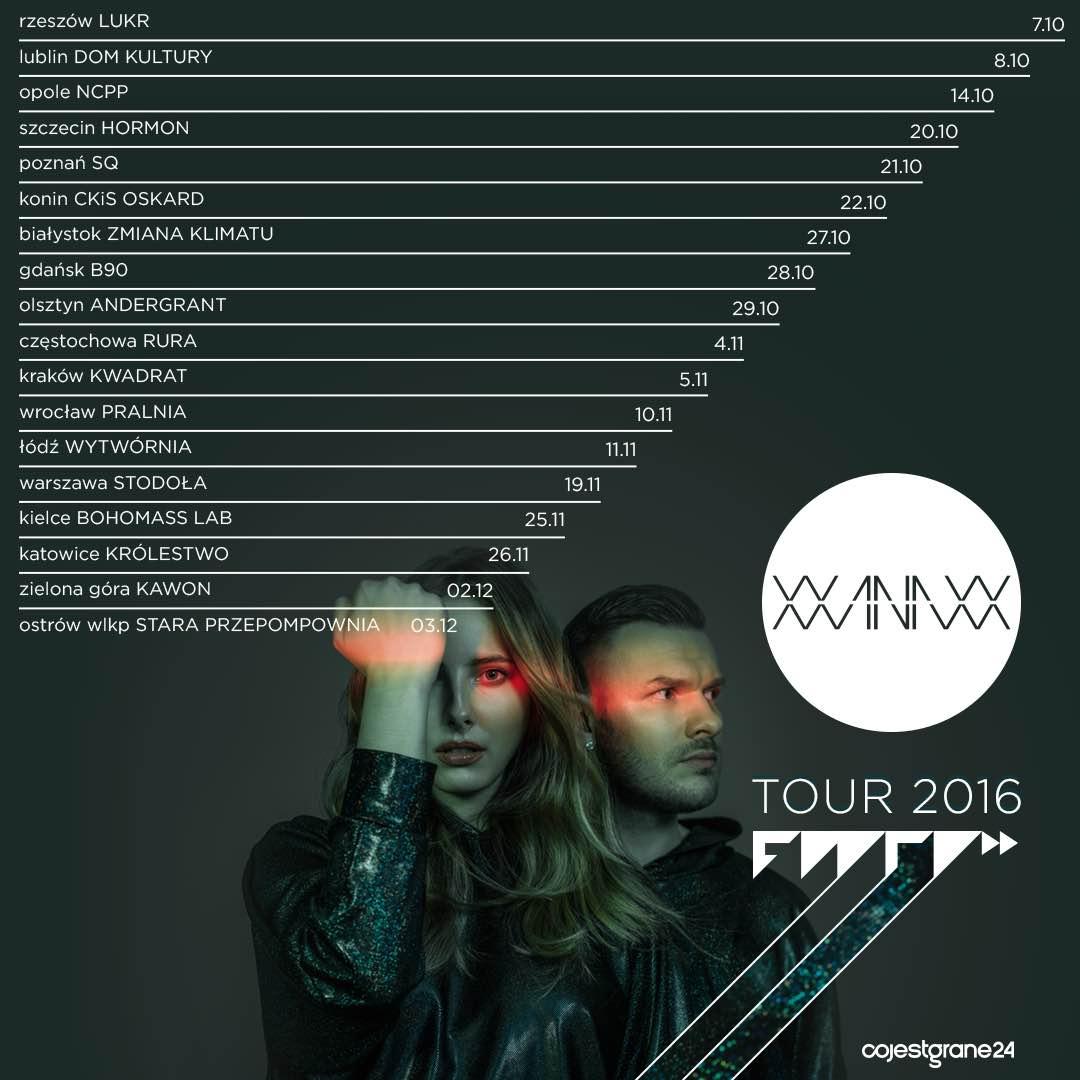 xxanaxx koncerty 2016