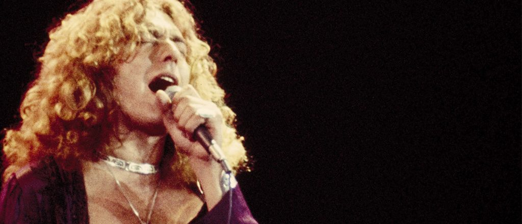 Led Zeppelin 1977 Robert Plant (Photo by Chris Walter/WireImagE)