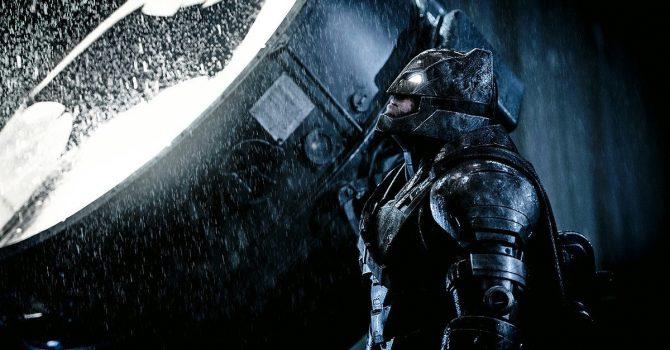 Nowy film o Batmanie będzie nazywał się…