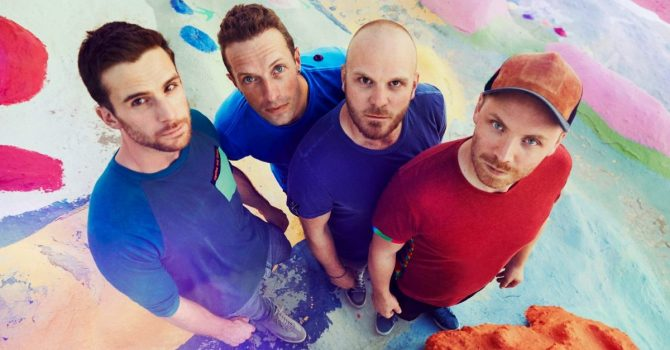Coldplay zmieniło nazwę i nagrało kawałek z Pharrellem Williamsem!
