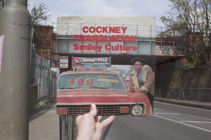 okładki reggae londyn