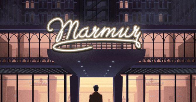 """Taco Hemingway opublikował o północy nowy album """"Marmur"""""""