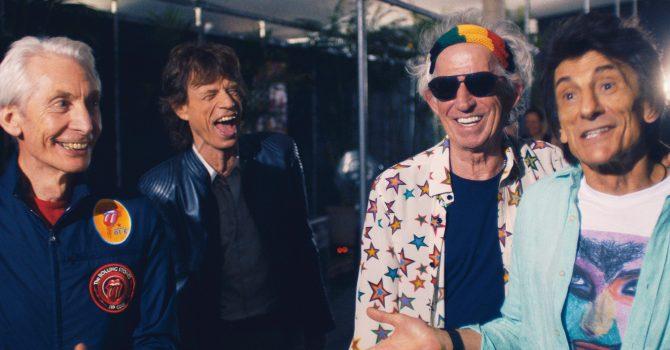 Rusz w podróż z Rolling Stones po Ameryce Południowej! Film już w kinach