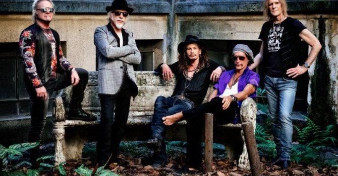 Aerosmith ruszają w ostatnią trasę. Zagrają w Polsce!