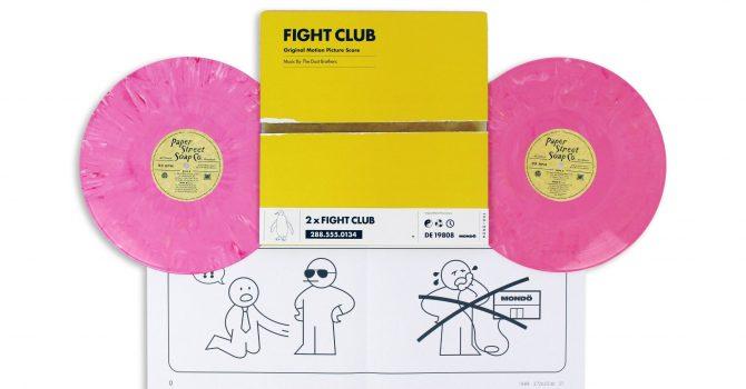 Nie musisz już szukać prezentu, bo oto Fight Club na winylu