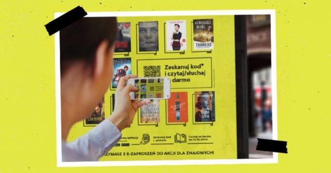 Darmowe książki i komiksy czekają na Ciebie na ulicy