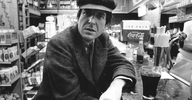 Leonard Cohen pożegnał się piękną płytą