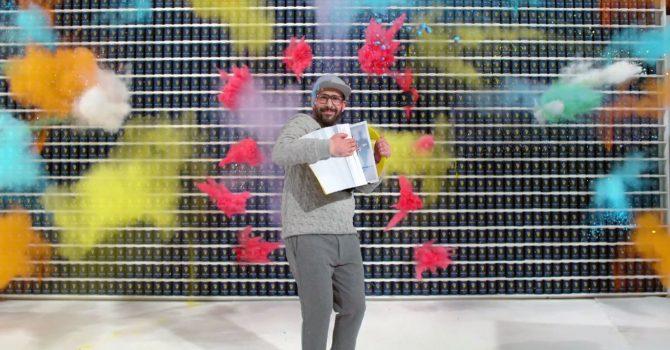 OK Go zrobili z 5-sekundowego klipu cały teledysk