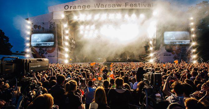 Orange Warsaw Festival ogłosił pierwszego headlinera