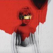 płyty 2016 Rihanna - Anti