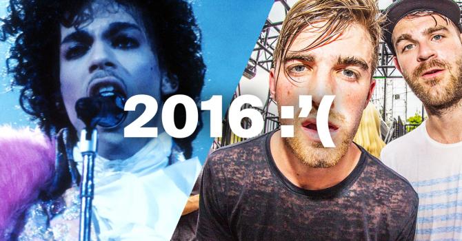 5 zjawisk, które zdefiniowały pop w 2016 roku