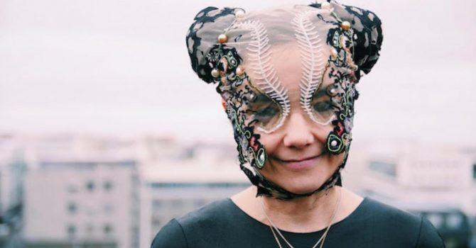 Björk  wydała nową płytę inspirowaną… Tinderem!