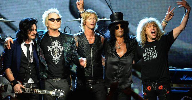Guns N' Roses na trzydziestu stadionach – w tym jednym w Polsce!