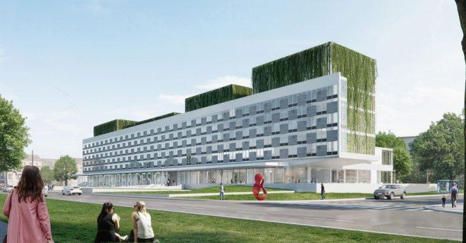 Legendarny krakowski hotel zamieni się w centrum designu