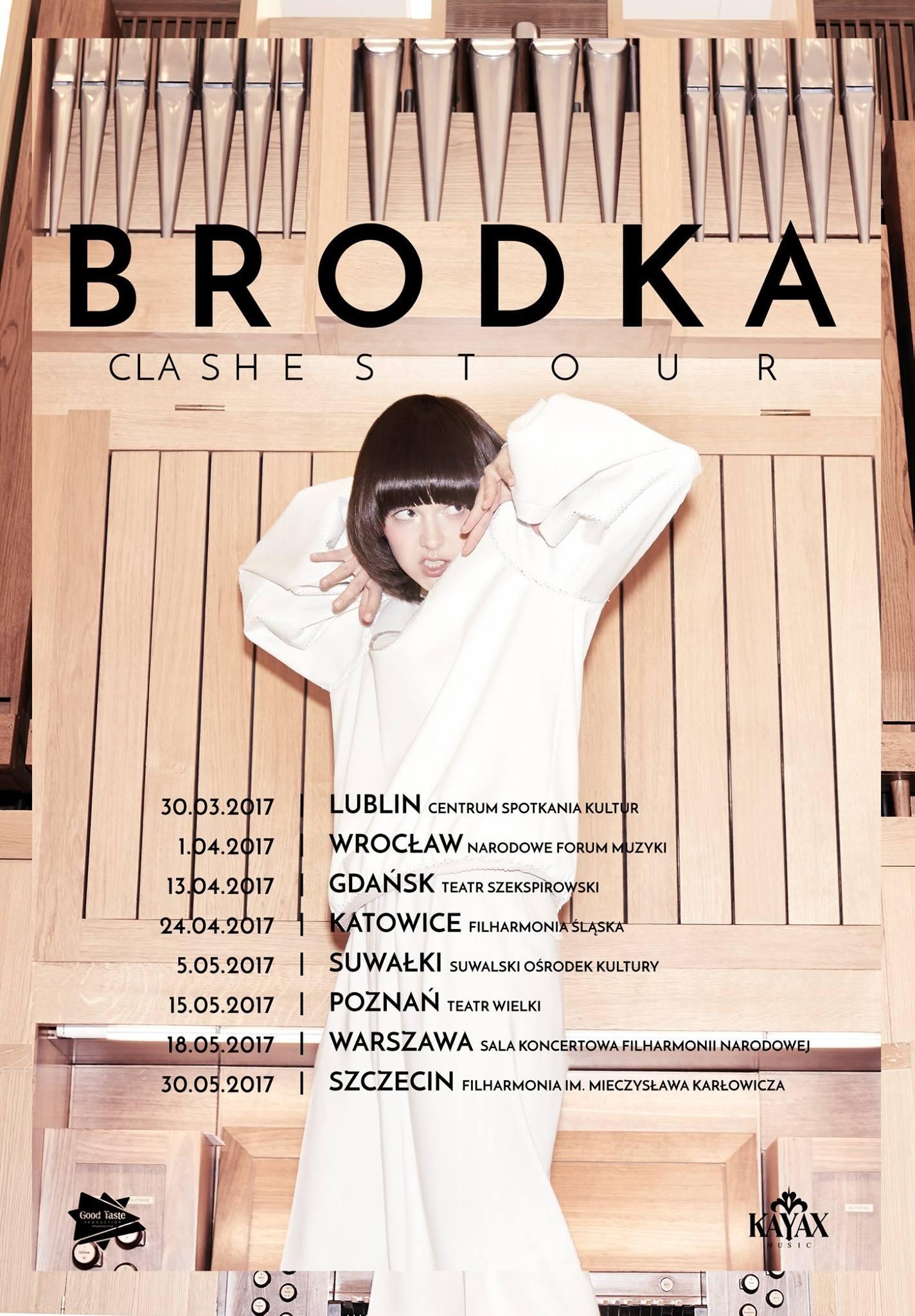 brodka koncerty 2017