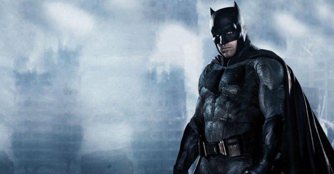 """The Batman"" Bena Afflecka nie trafi do kin?"