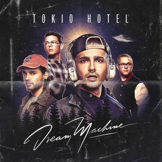 tokio hotel dream machine