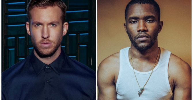 "Calvin Harris i Frank Ocean na wspólnym singlu. Posłuchaj ""Slide""!"