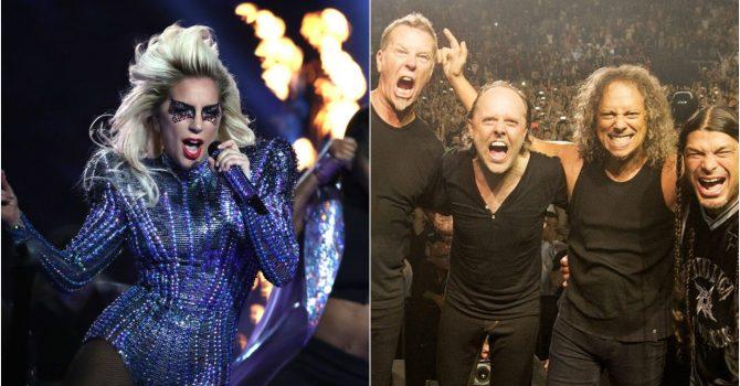 Lady Gaga mówi o kulisach współpracy z Metalliką