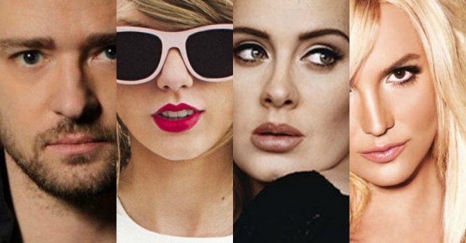 Pięciu producentów, którzy zrobili większość hitów, jakie znasz