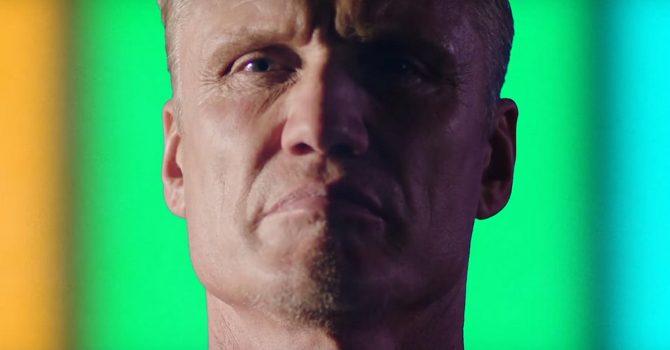 Imagine Dragons biją się z Dolphem Lundgrenem w nowym klipie