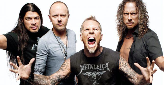 Metallica pracuje nad nowym albumem