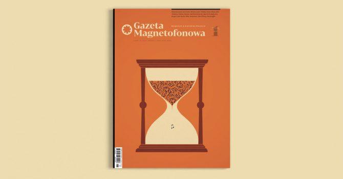 """Pierwsza w tym roku """"Gazeta Magnetofonowa"""" już jest!"""