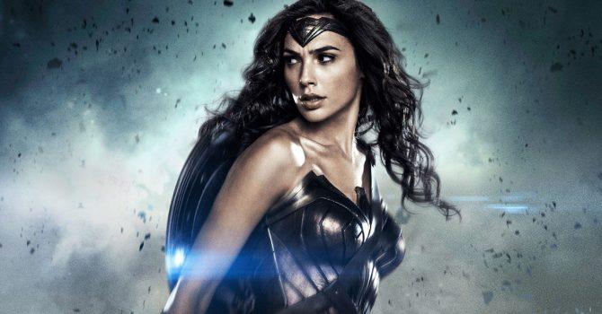 """Jest już zwiastun """"Wonder Woman""""!"""