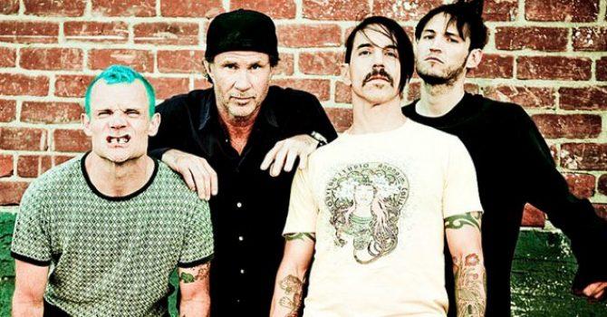 Red Hot Chili Peppers: Nowy teledysk promuję trasę koncertową. Zobacz klip do Goodbye Angels!