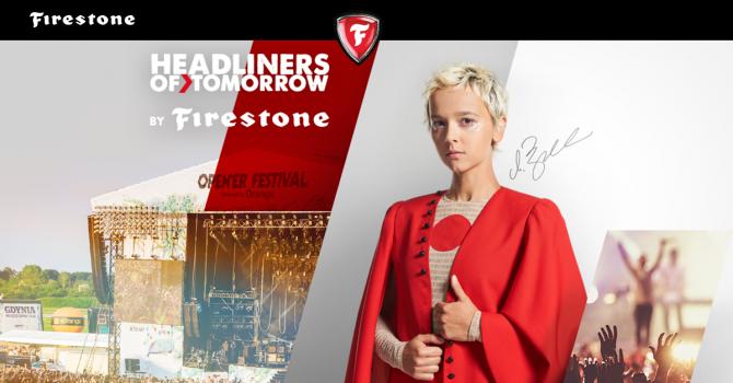 Chcesz wystąpić na Open'er Festival? Brodka Ci w tym pomoże! Ruszył konkurs  Firestone Headliners of Tomorrow.