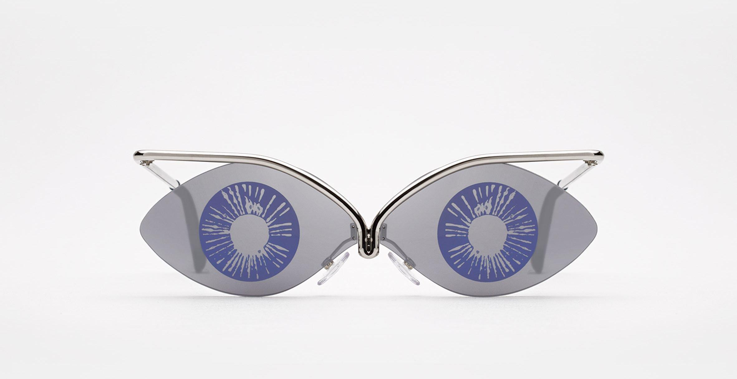 6b7c1b9971ea Futurystyczna kolekcja okularów przeciwsłonecznych wygląda tak