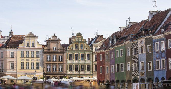 Spędzasz majówkę w mieście? Sprawdź najlepsze opcje na długi weekend w Poznaniu!