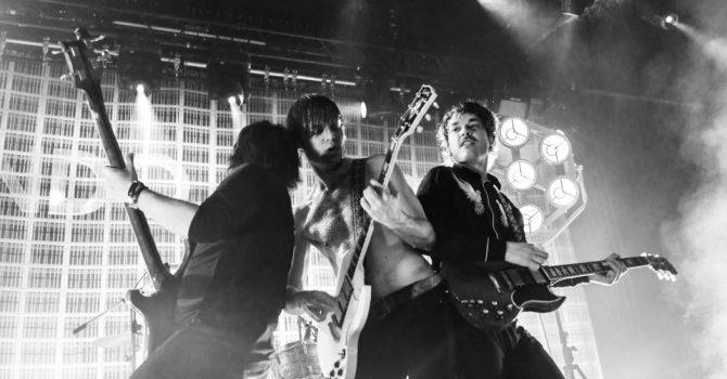 Alternatywny rock w szwedzkim wydaniu wybrzmi w Warszawie. Mando Diao zagrają w Polsce!