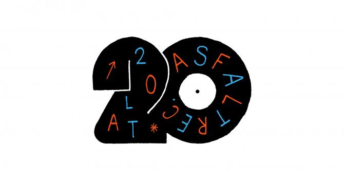 Asfalt Records obchodzi swoje 20 urodziny!