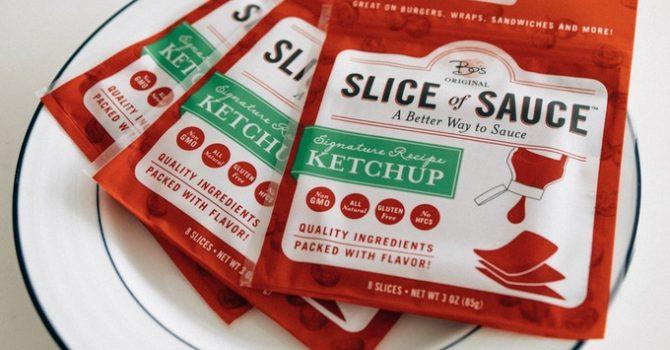 Od teraz na kanapki możecie położyć… keczup w plastrach!