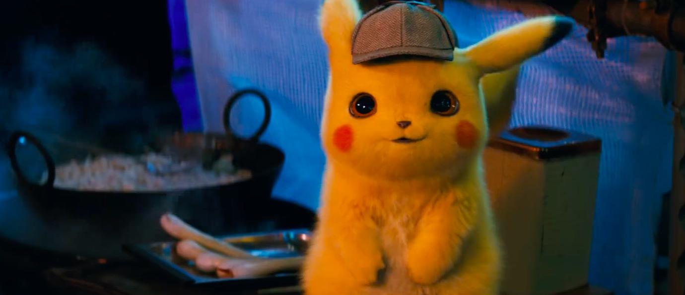 """Pokemony na dużym ekranie! Zobacz zwiastun filmu """"POKÉMON Detective Pikachu""""."""