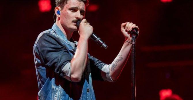 Dawid Podsiadło śpiewa utwór Coldplay!