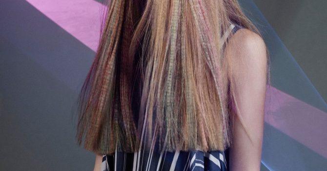 Artystyczne wzory na włosach! Nowy trend… IMPRINTING.