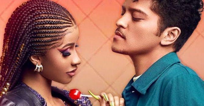 Cardi B i Bruno Mars we wspólnym klipie!
