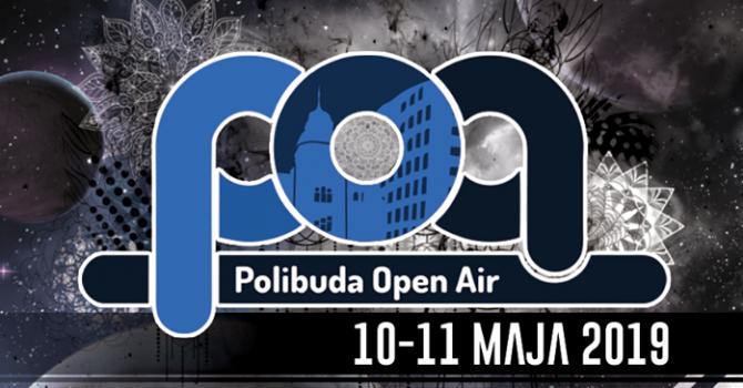 Kup bilet na Polibuda Open Air 2019