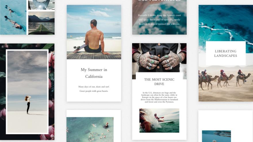 Odmień swoje relacje na Instagramie z aplikacją Storyluxe
