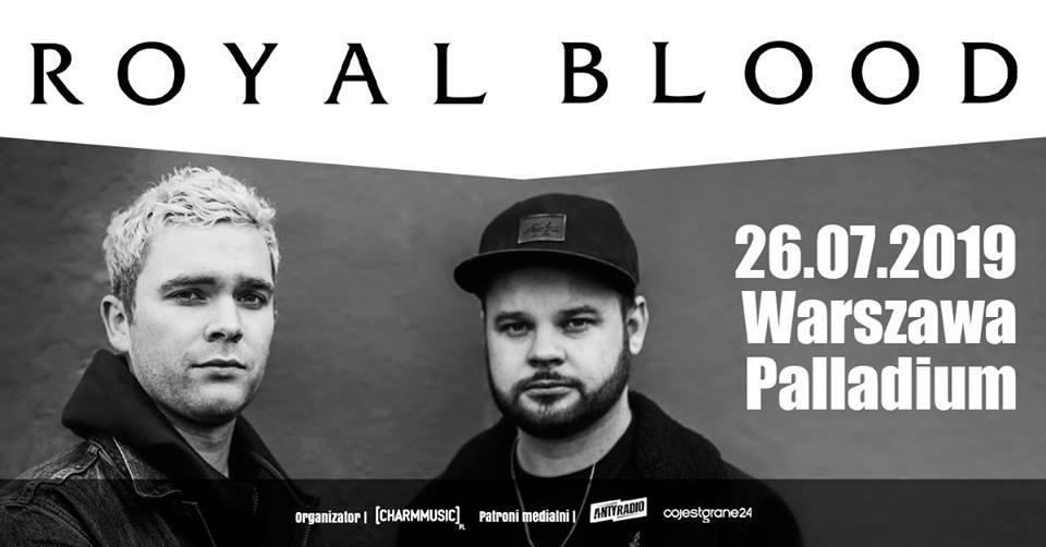 Royal Blood w Warszawie