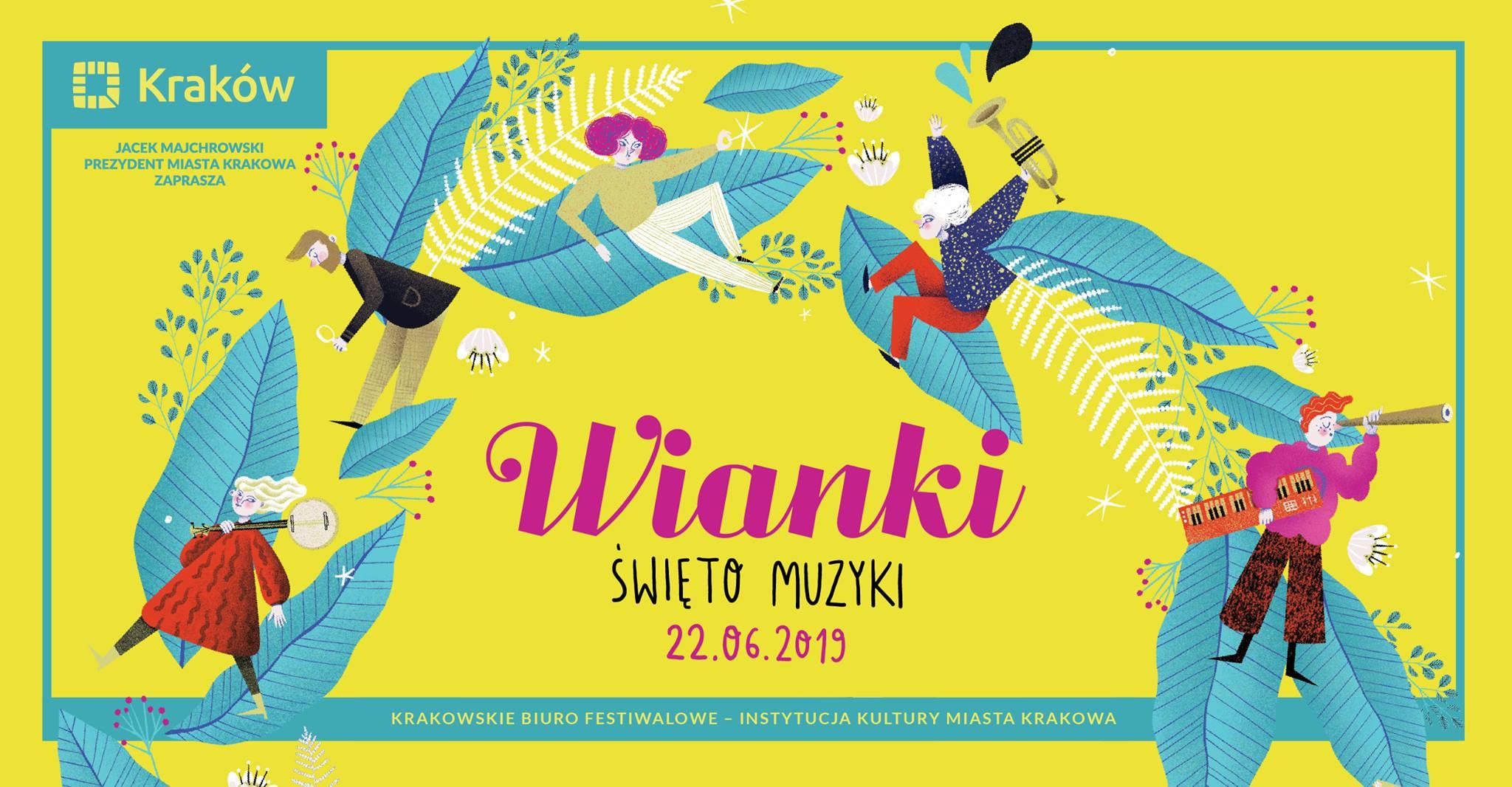Wianki - święto muzyki w Krakowie