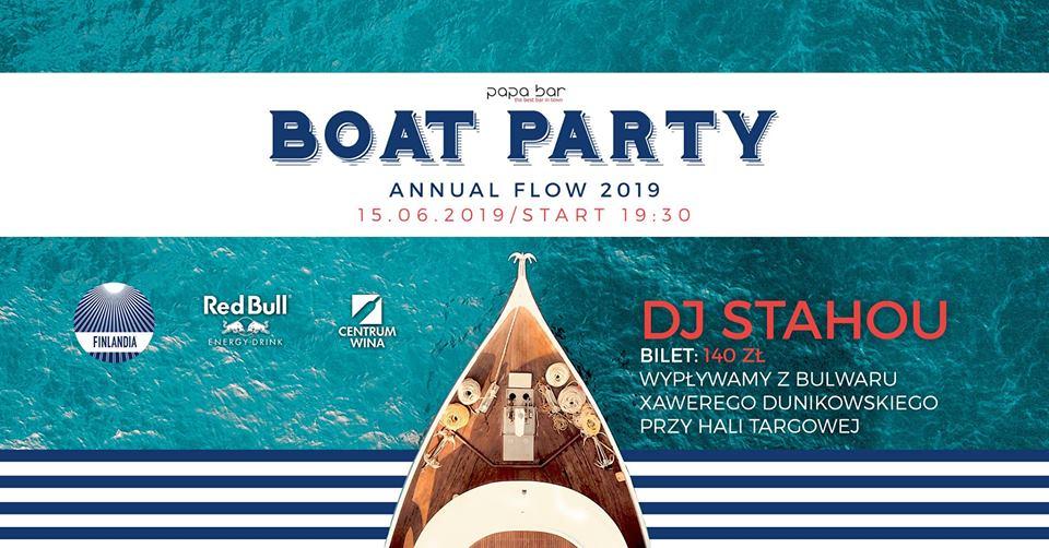 Boat Party Wrocław