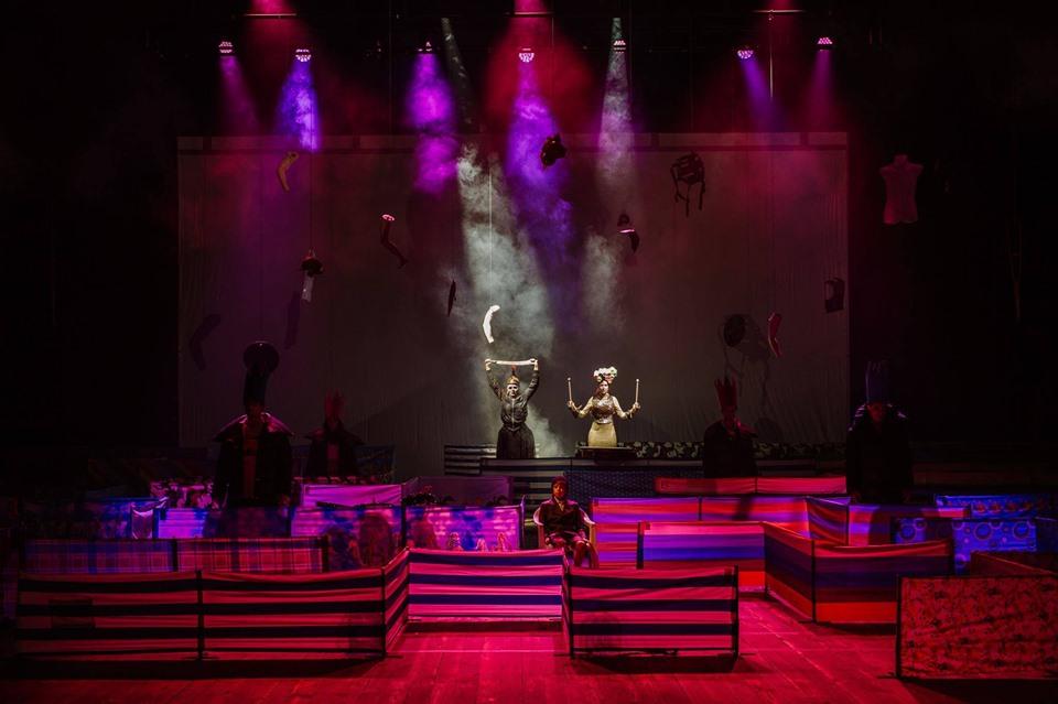 Noc Teatrów 2019 w Teatrze Słowackiego